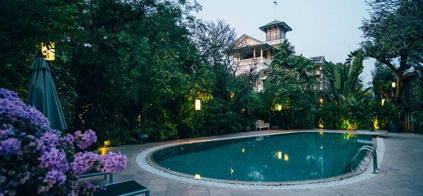 เที่ยวไทยแลนด์ พักที่ไหนดี พักที่จักรพงษ์วิลล่า