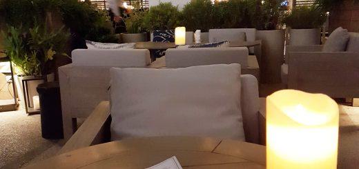 ร้านอาหารบรรยากาศดีบนดาดฟ้า คาเฟ่วิวสวยบนดาดฟ้า Siwilai