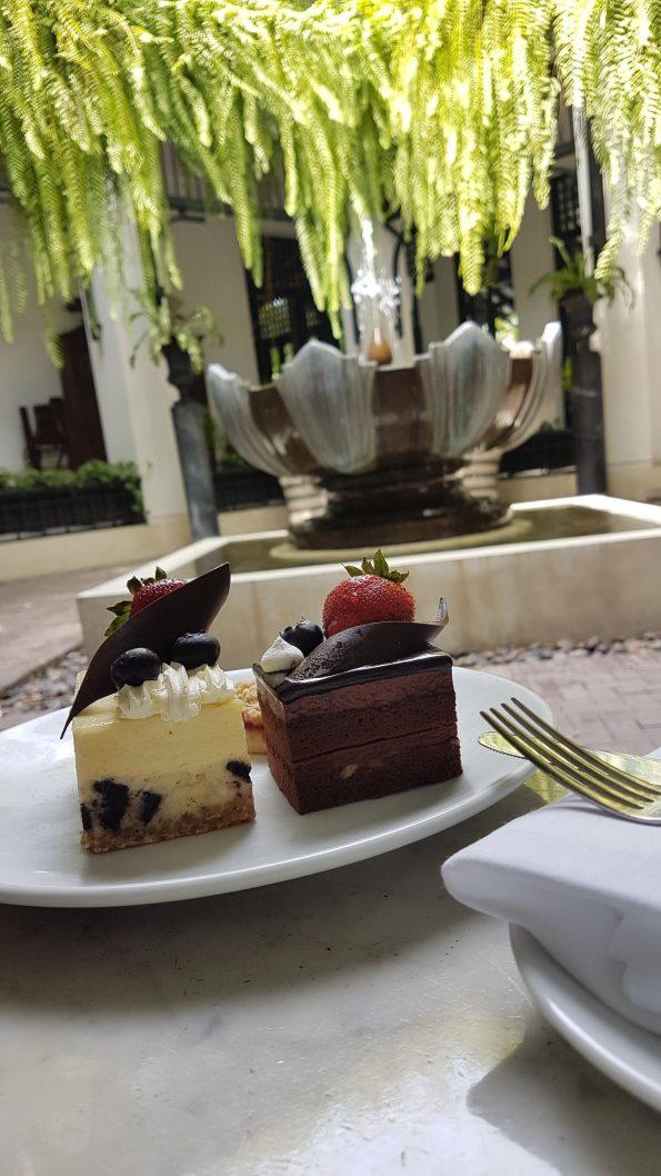 afternoon Tea จิบชายามบ่าย ณโรงแรมเดอะสยาม The Siam