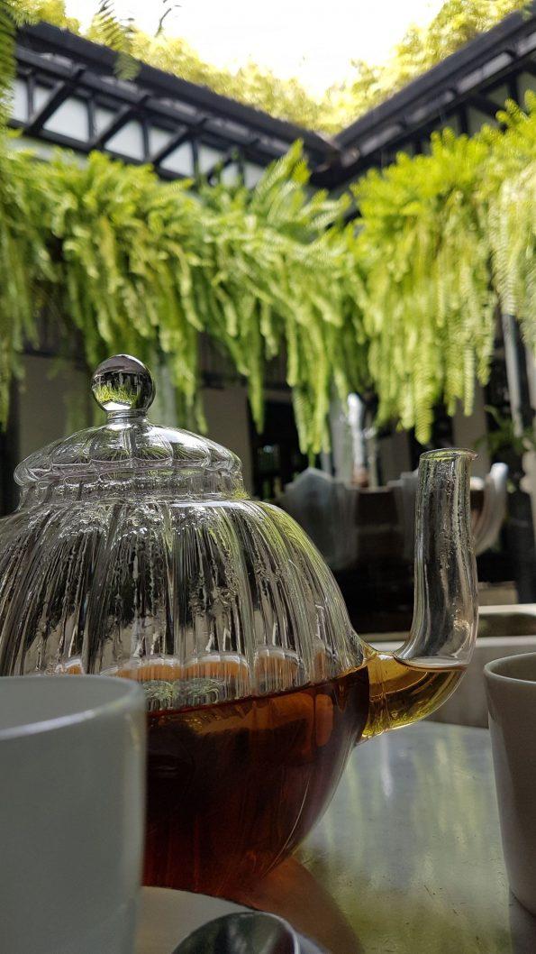 จิบชายามบ่ายที่ Cafe Cha, The Siam